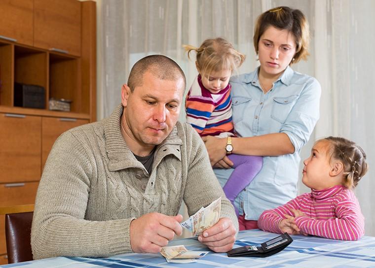 自己破産をすることによる家族への影響